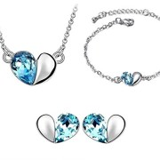 SCORPIUS-GIFTS-Metal-Jewel-Crystal-Heart-Necklace-Bracelet-Earrings-Jewellery-Trio-Set-In-Free-Organza-Gift-Bag-0