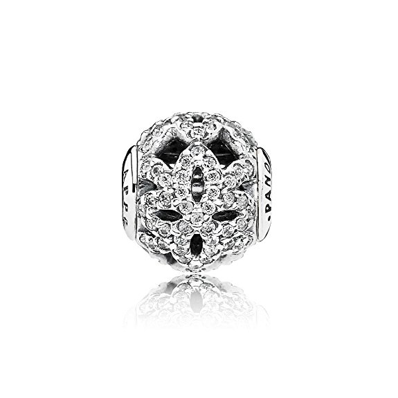 Pandora Appreciation Clear CZ Essence Charm