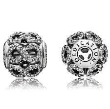 Pandora Dedicated Cubic Zirconia Essence Charm