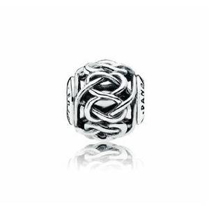 Pandora Friendship Essence Silver Charm