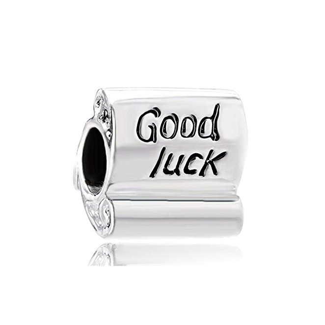 Pandora Good Luck Aquamarine Charm