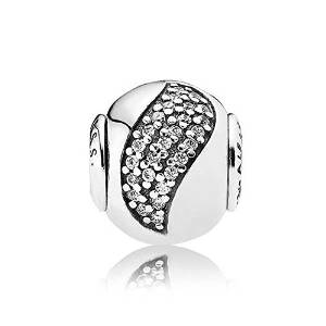 Pandora Happiness Silver Essence Charm