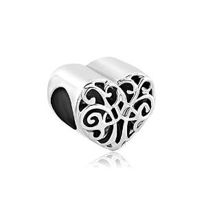 Pandora Tree Of Life Heart Charm