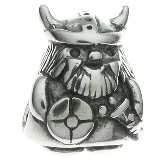 Pandora Viking Warrior Charm